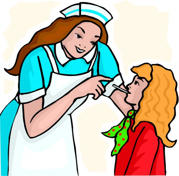 free school nurse clip art clipartsco