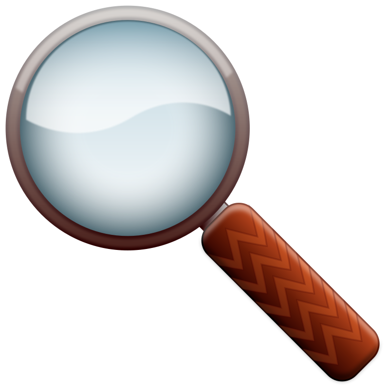 Magnifying Glass Clipart - Cliparts.co