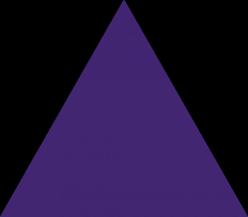 purple triangle clipart rh worldartsme com triangle instrument clipart clipart triangle shape