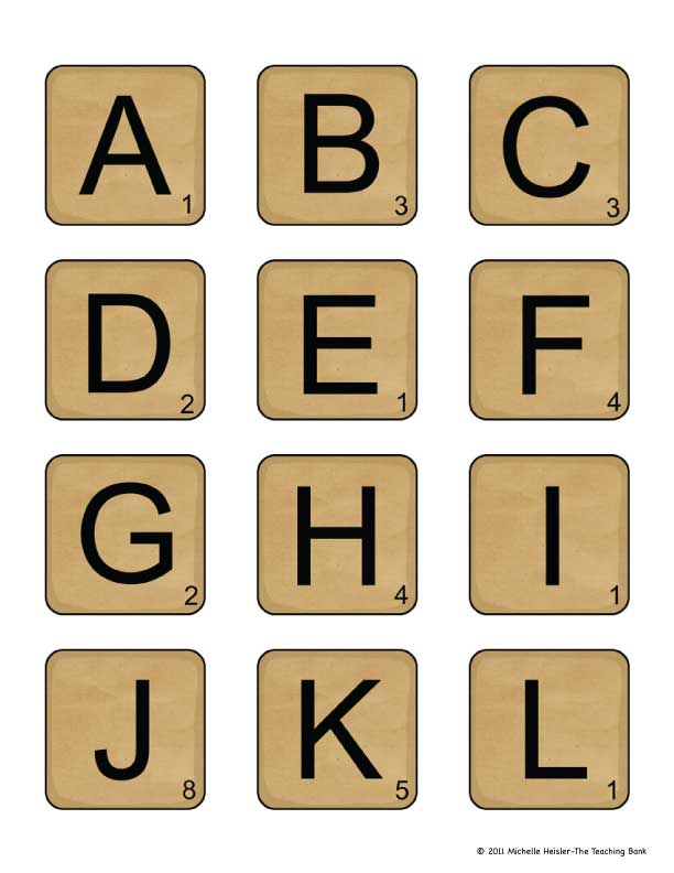 Use All Your Letters In Scrabble