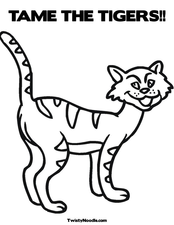 How to draw a tiger paw for Tiger paw coloring page