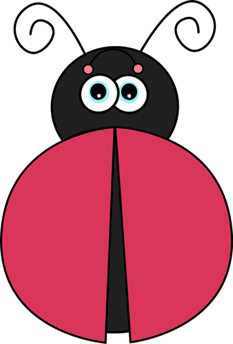clip art of a ladybug - photo #42