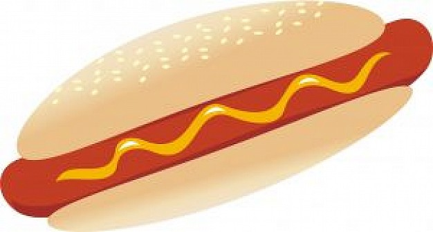 Hotdog Clip Art - ClipArt Best