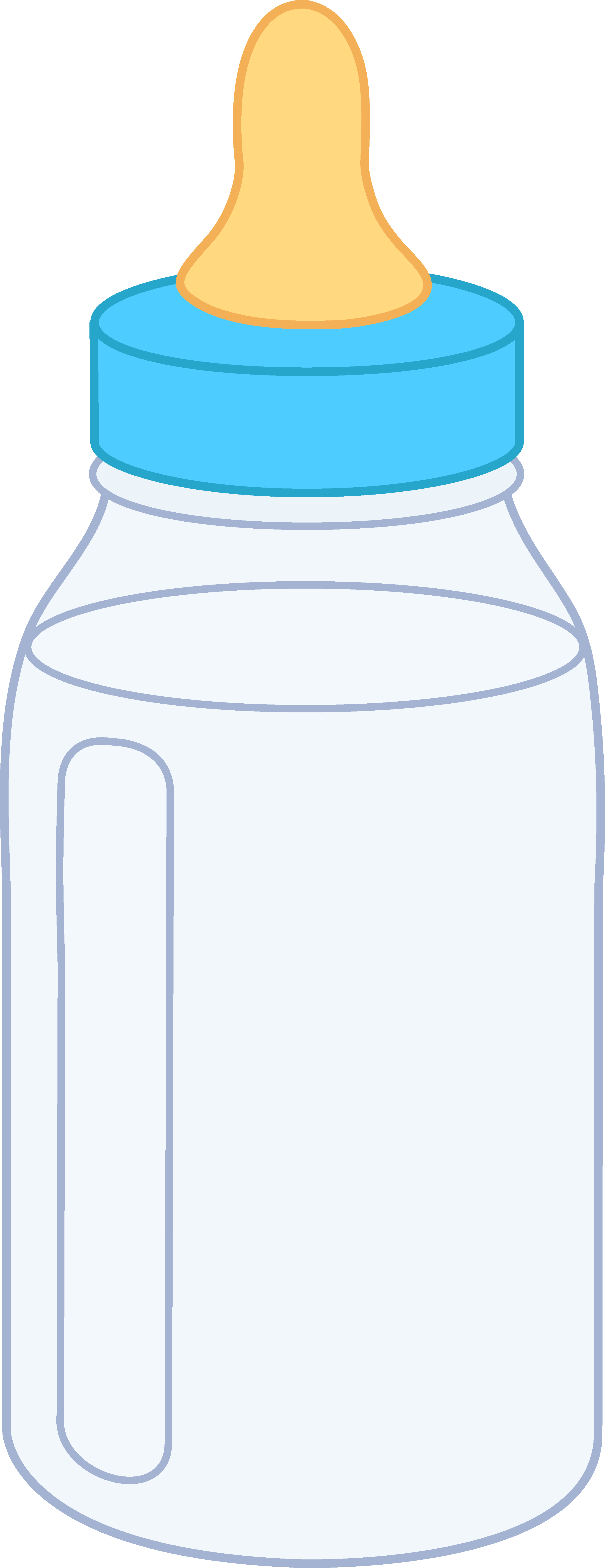 Baby Bottles Clipart - Cliparts.co