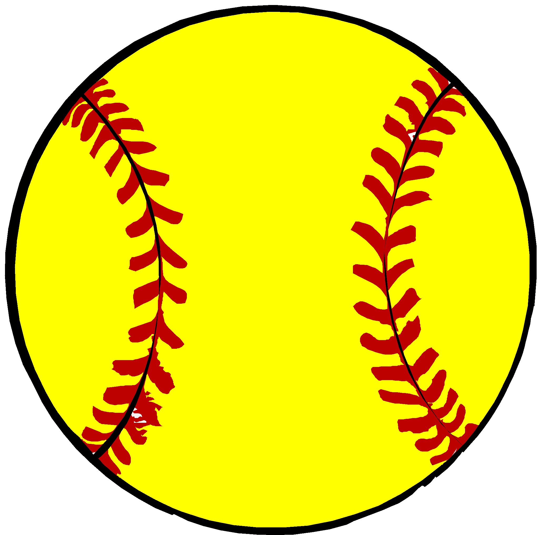Free Softball Clipart - Cliparts.co
