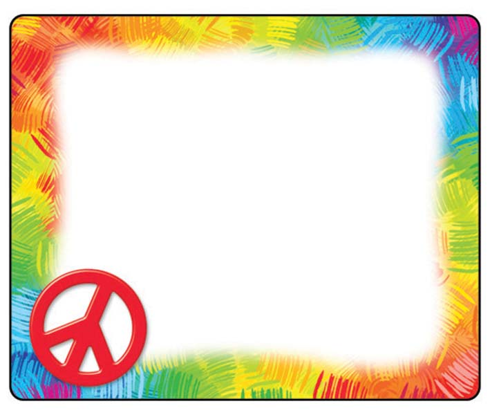 Peace Symbol Clip Art Clipartsco
