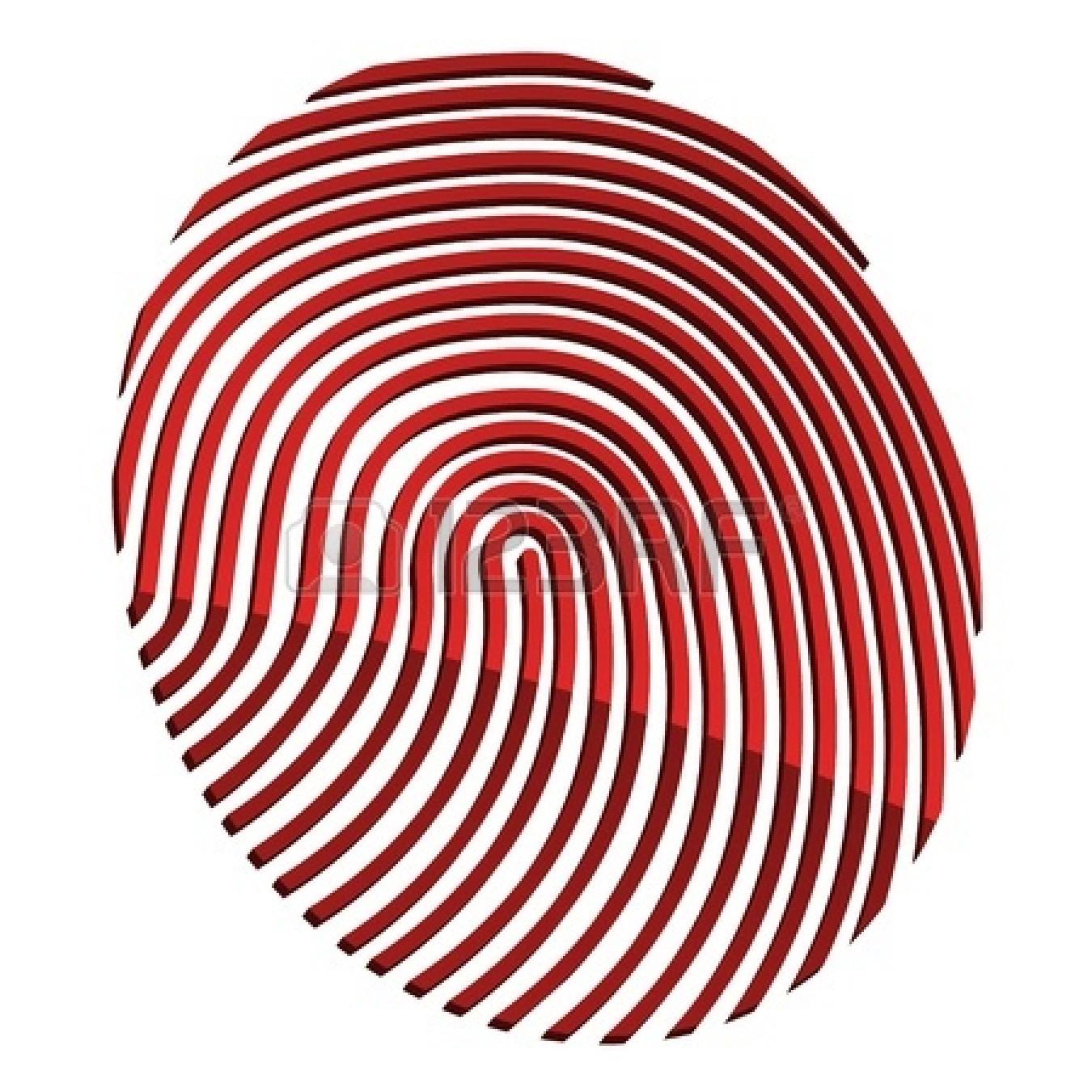 Fingerprint Clip Art - Cliparts.co