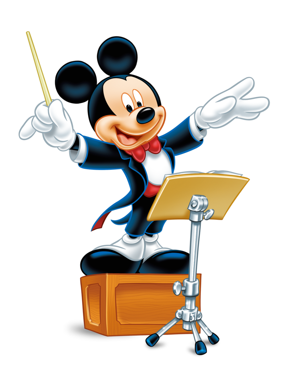 mickey mouse karate clipart - photo #34