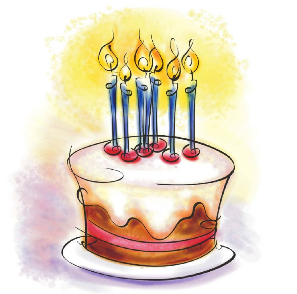 Clipart Real Birthday Cake : Free Birthday Cake Images - Cliparts.co