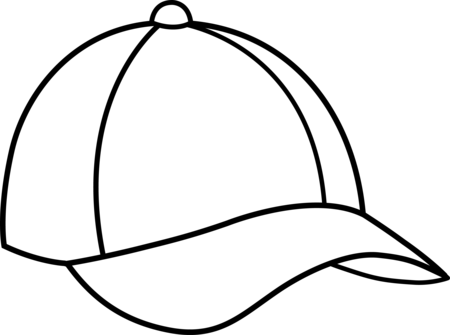 Picture Of A Baseball Cap - ClipArt Best