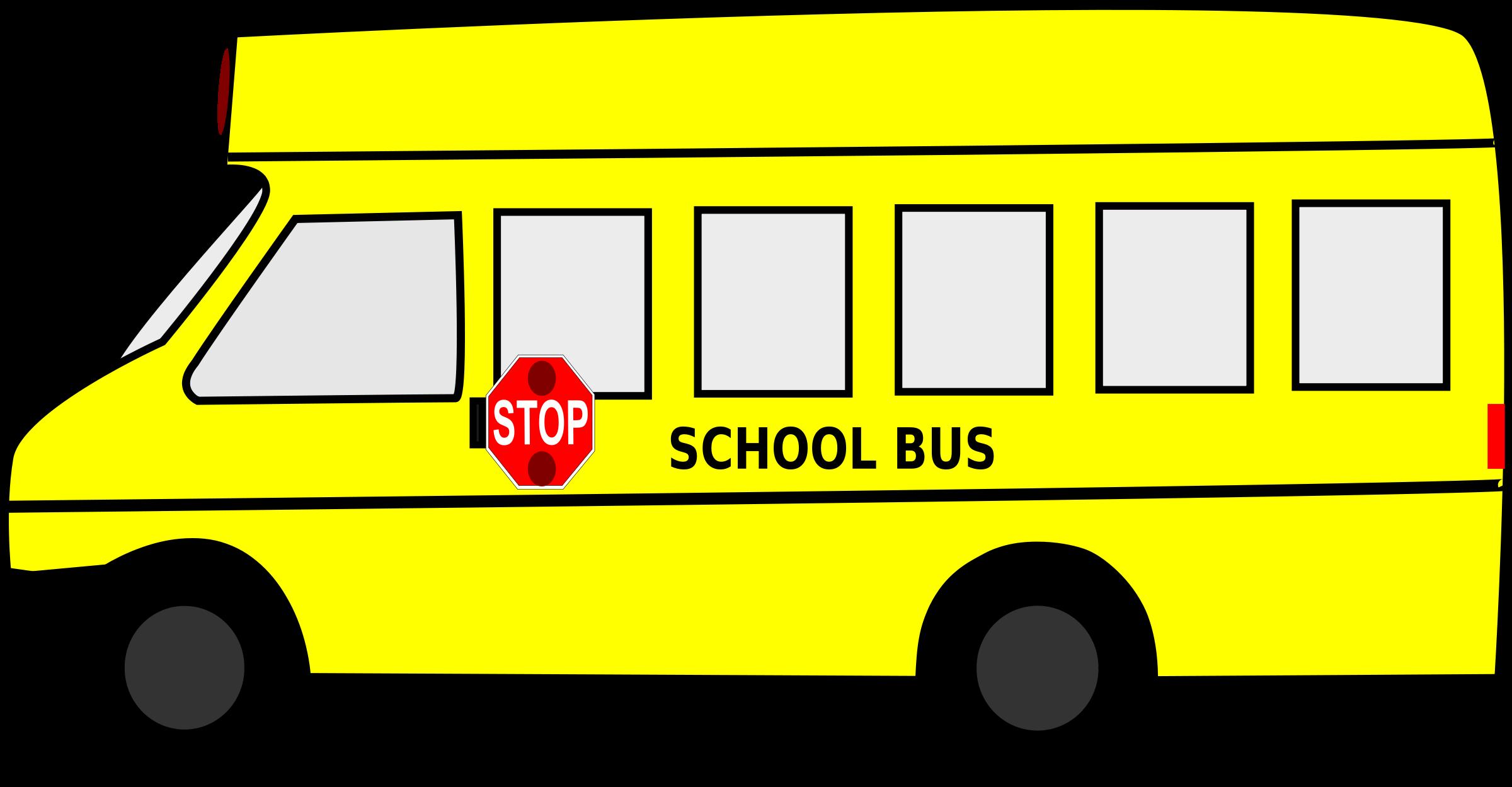 Clip Art School Bus - Viewing | Clipart Panda - Free Clipart Images
