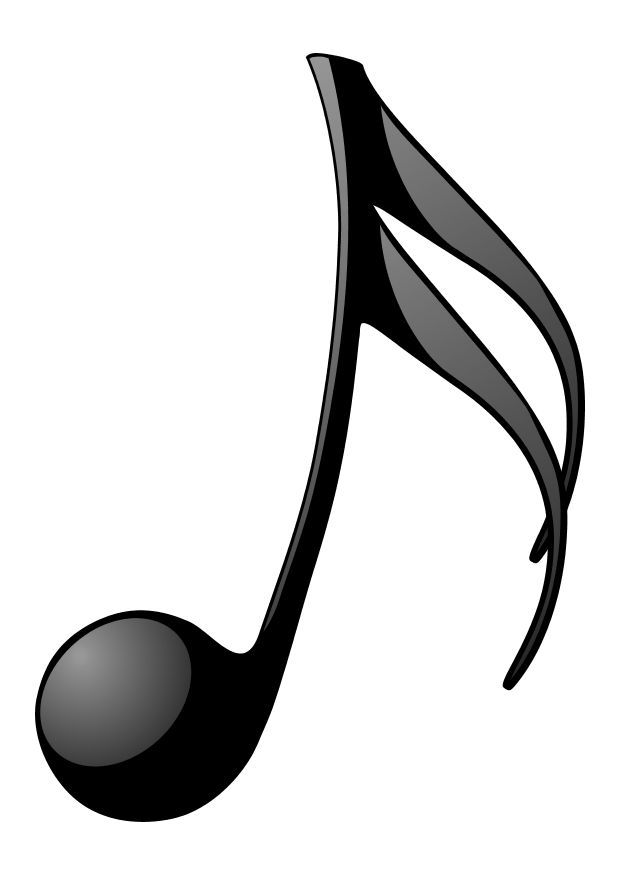 clip art music notation - photo #50