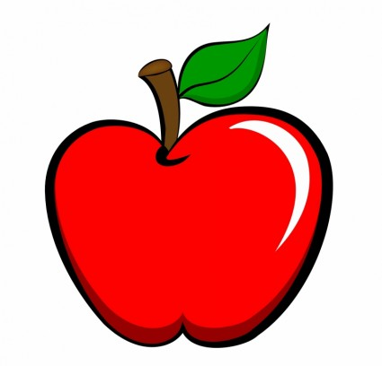 Image result for images of cartoon apples