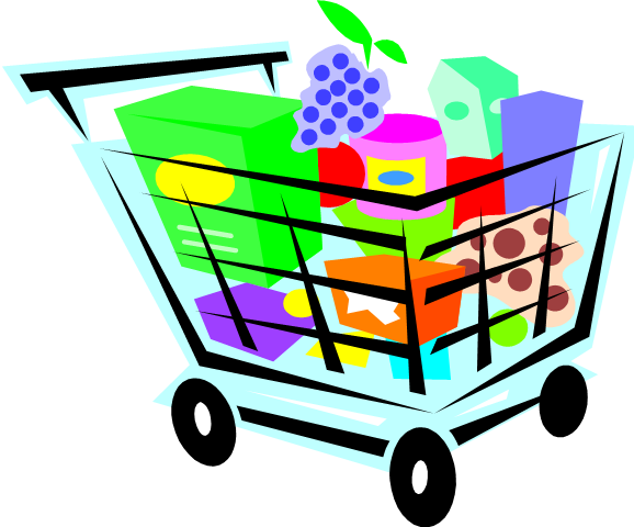 Clipart Of Food Items - Cliparts.co