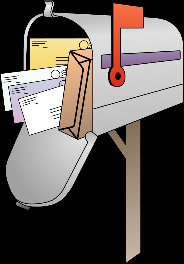 Clipart Mailbox - ...