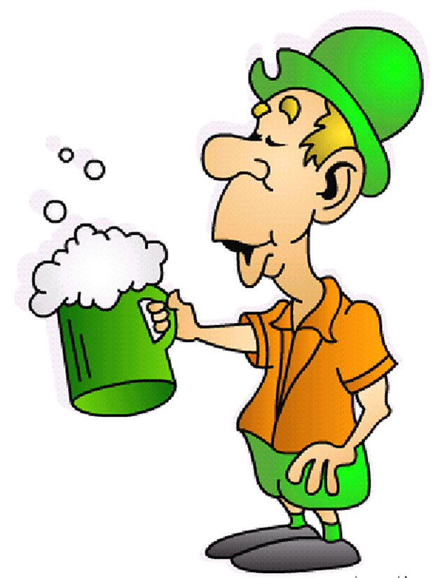 Funny Drunk Cartoons Cliparts Co