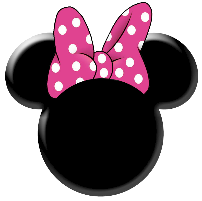Mickey mouse ears template printable for Template for minnie mouse ears