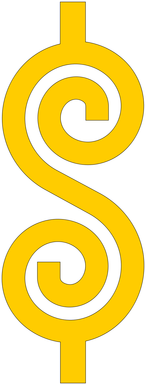 the price is right symbol