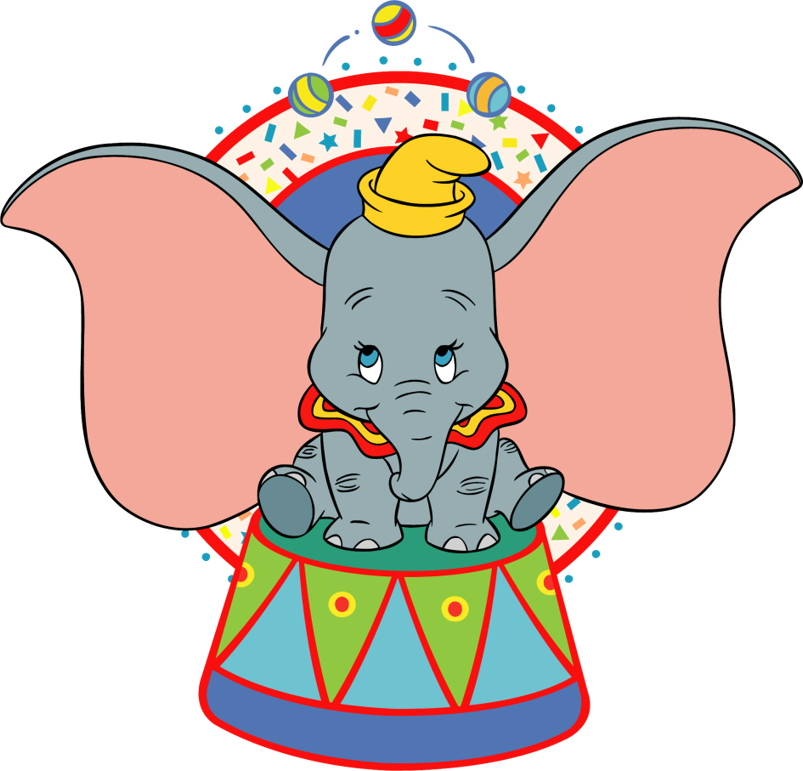 Dumbo Clipart - Cliparts.co