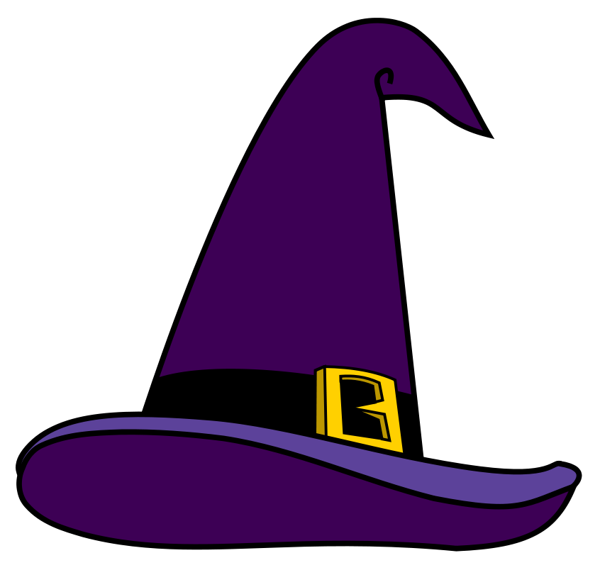 witch hat clipart - photo #7