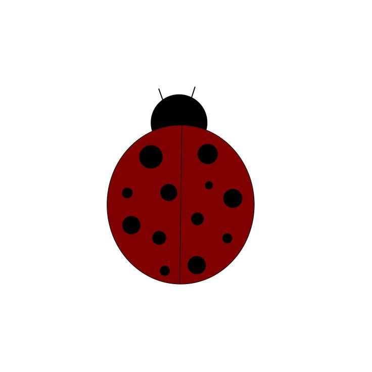 Free Ladybug Clip Art | Free Ladybug Clipart | Cute Ladybugs
