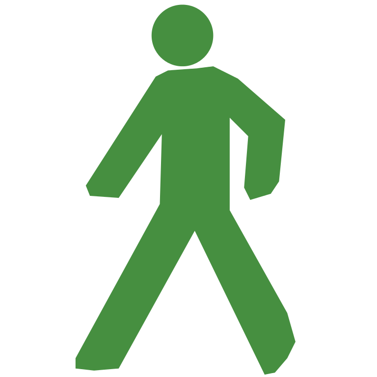 File:Walk icon.svg - Wikimedia Commons