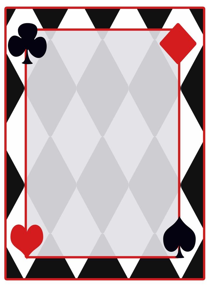 Casino clip art borders free