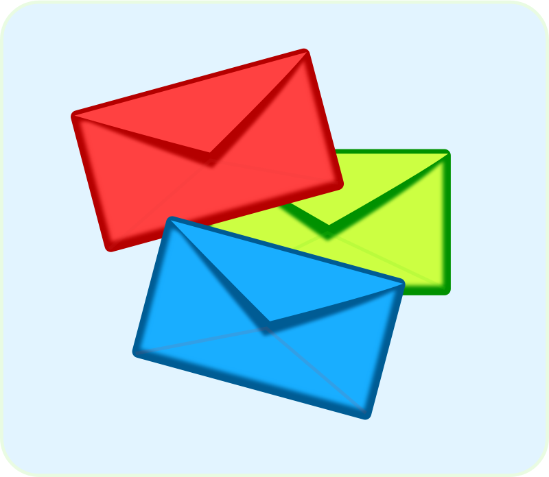 new messages clipart - photo #2
