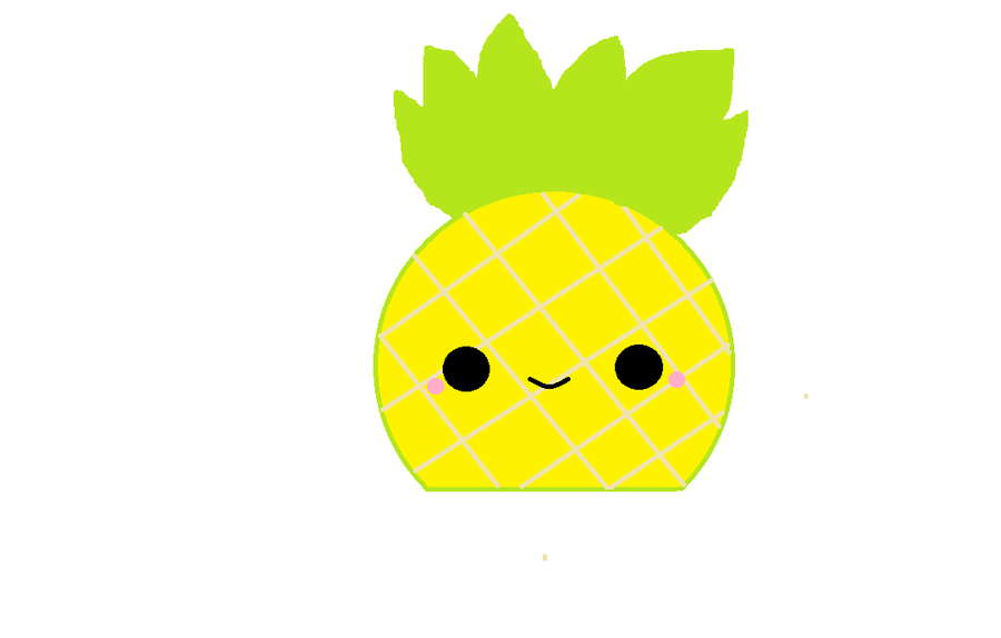 Cartoon Pineapples - Cliparts.co