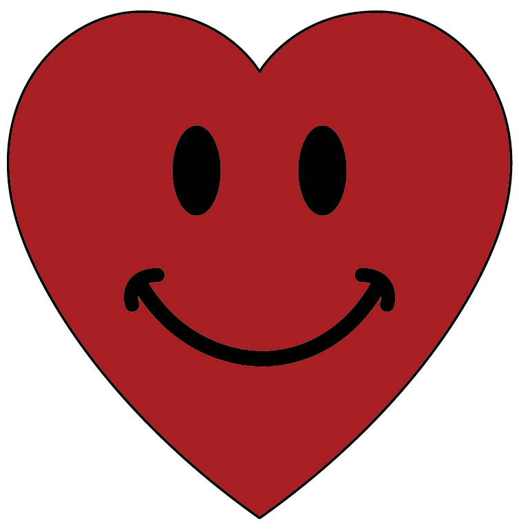 Red Happy Face | quotes.