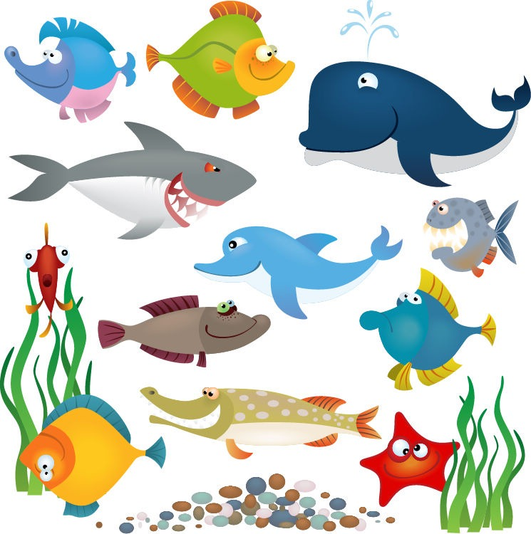 Ocean Life Images - Cliparts.co