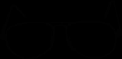 clip art black frame glasses clipart rh worldartsme com Eyes Clip Art Free Clinic Bow Tie Clip Art