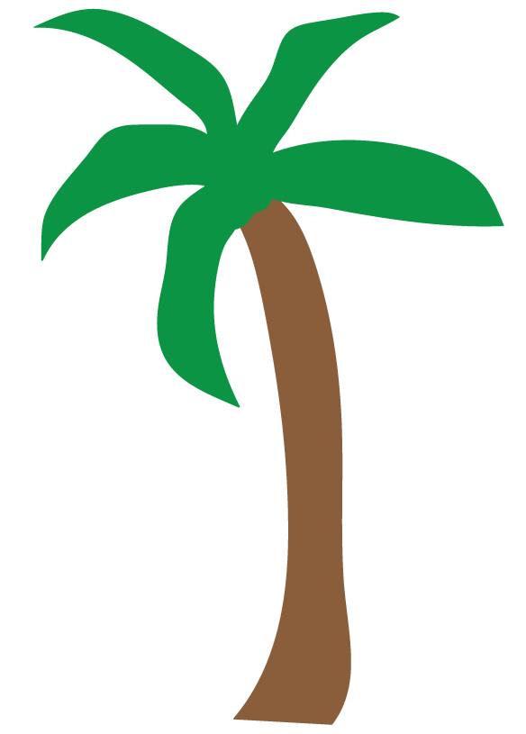Clip Art Palm Tree | Clipart Panda - Free Clipart Images