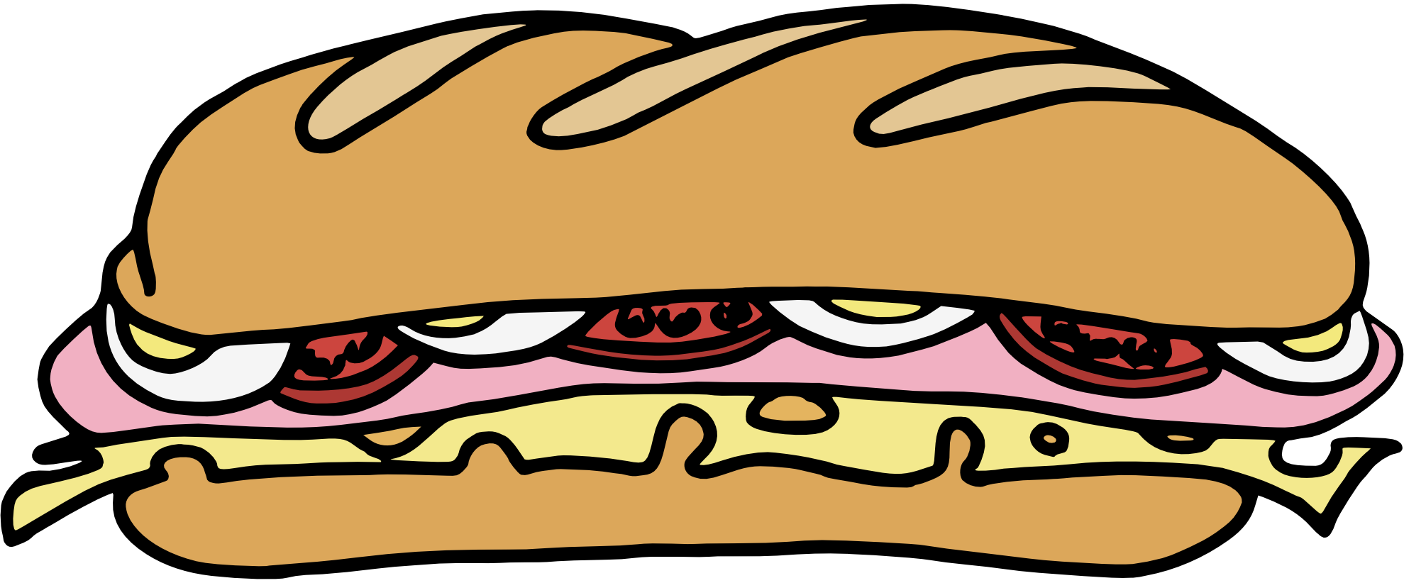 sandwich clip art cliparts co Sandwich Clip Art Ham and Cheese Sandwich Clip Art