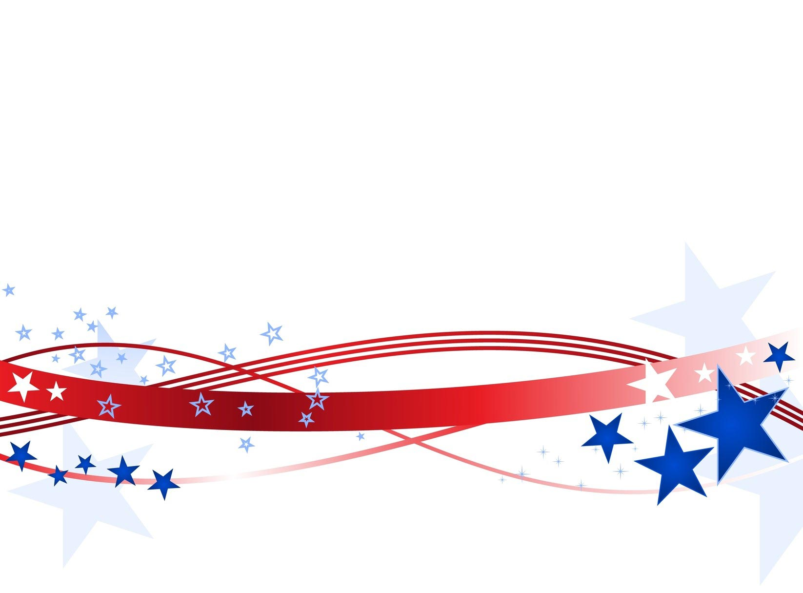 Patriotic Stars Clip Art - Cliparts.co