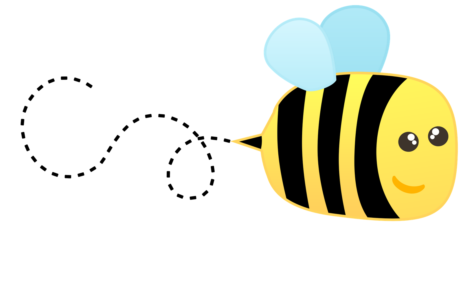 Spelling Bee Clipart Black And White | Clipart Panda - Free ...
