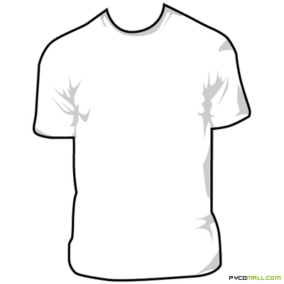 Blank T Shirt | Vector Arts