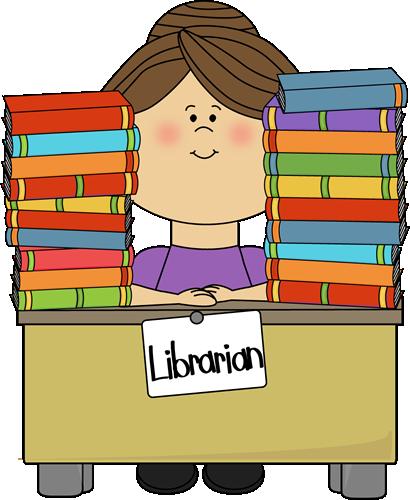 Librarian Clip Art - Librarian Image