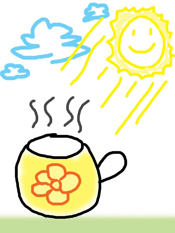 Sunshine in a Cup: Stick Figures