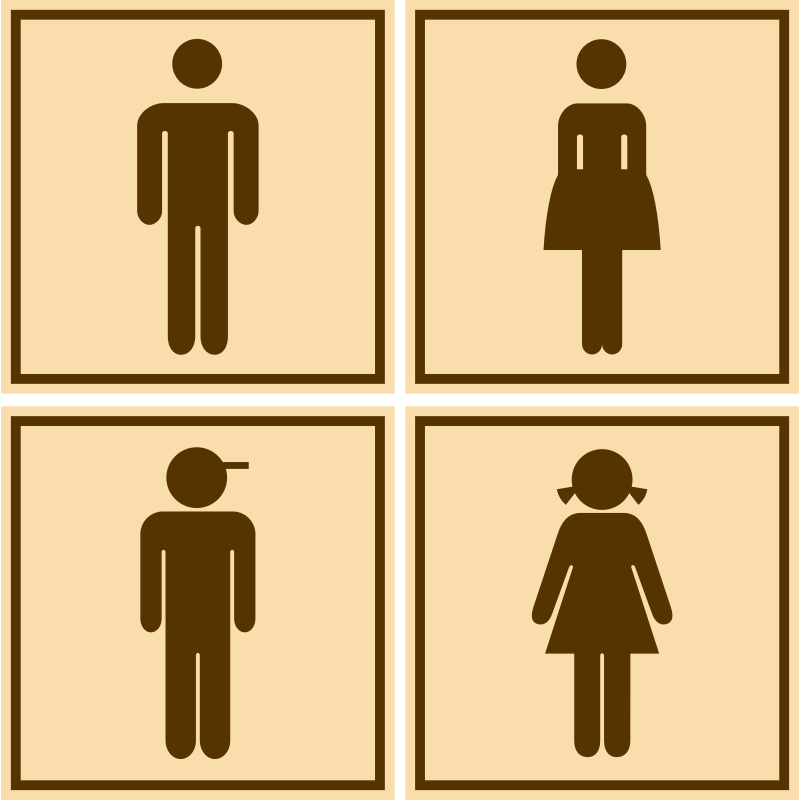 Clipart - wc