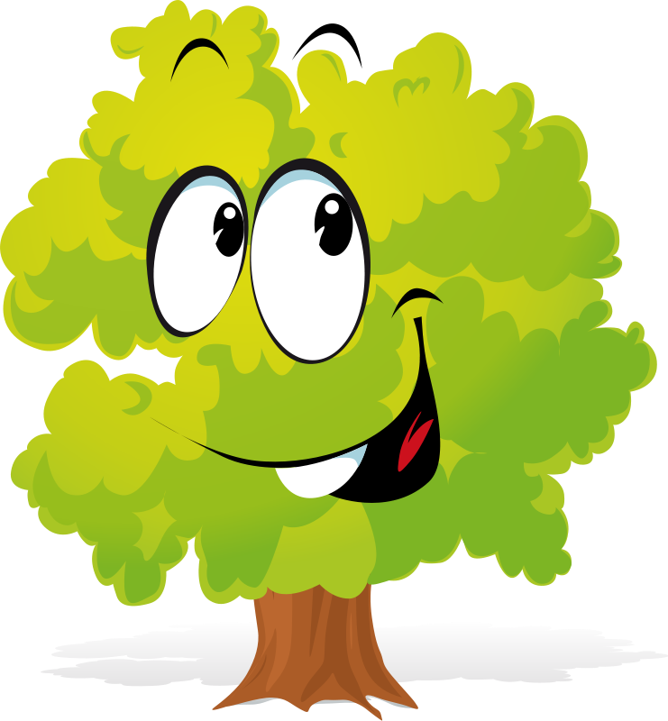 Cartoon Tree Picture