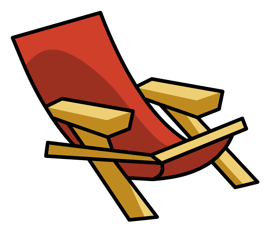 Beach Chair Picture Cliparts