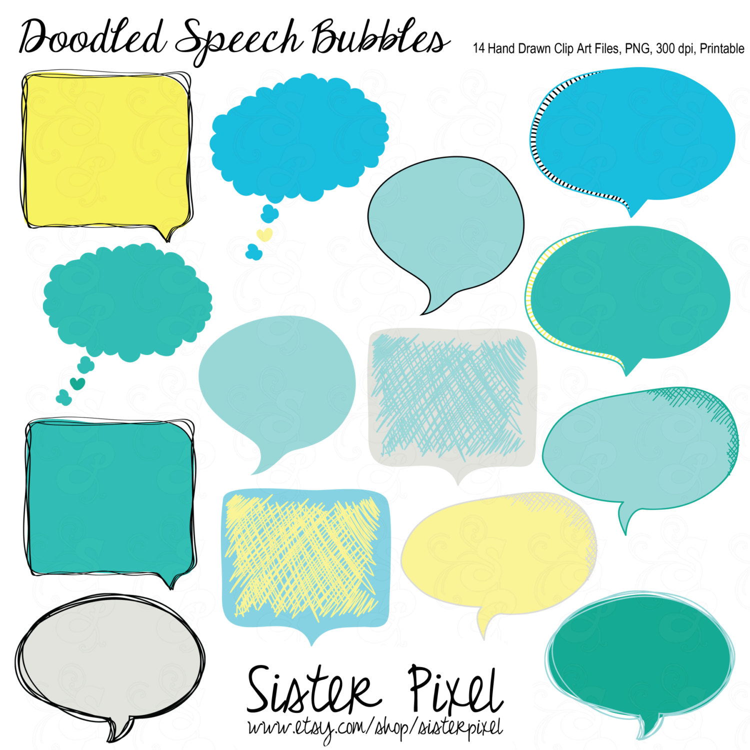 Popular items for speech bubbles clip on Etsy