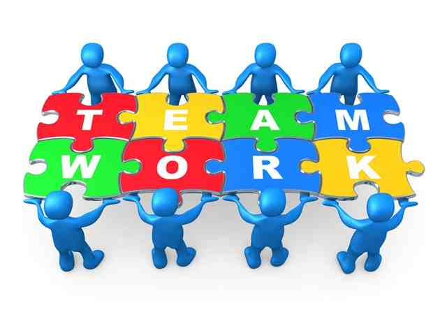 Teamwork Clipart Black And White | Clipart Panda - Free Clipart Images