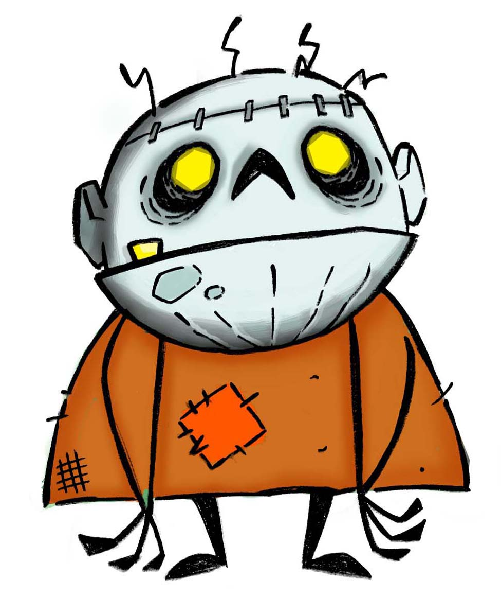 Halloween Cartoon Drawings - Cliparts.co