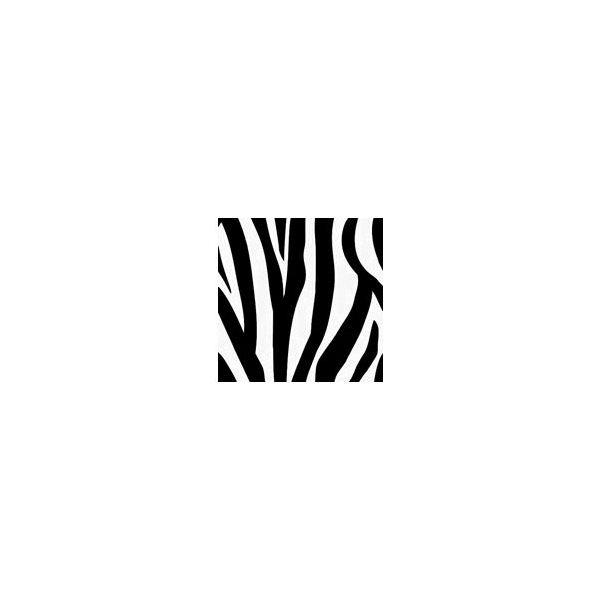 Zebra Print Border Template Cliparts Co