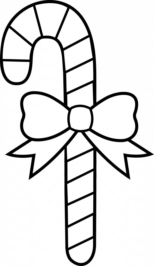 Line Drawing Xmas Tree : Christmas line drawing cliparts