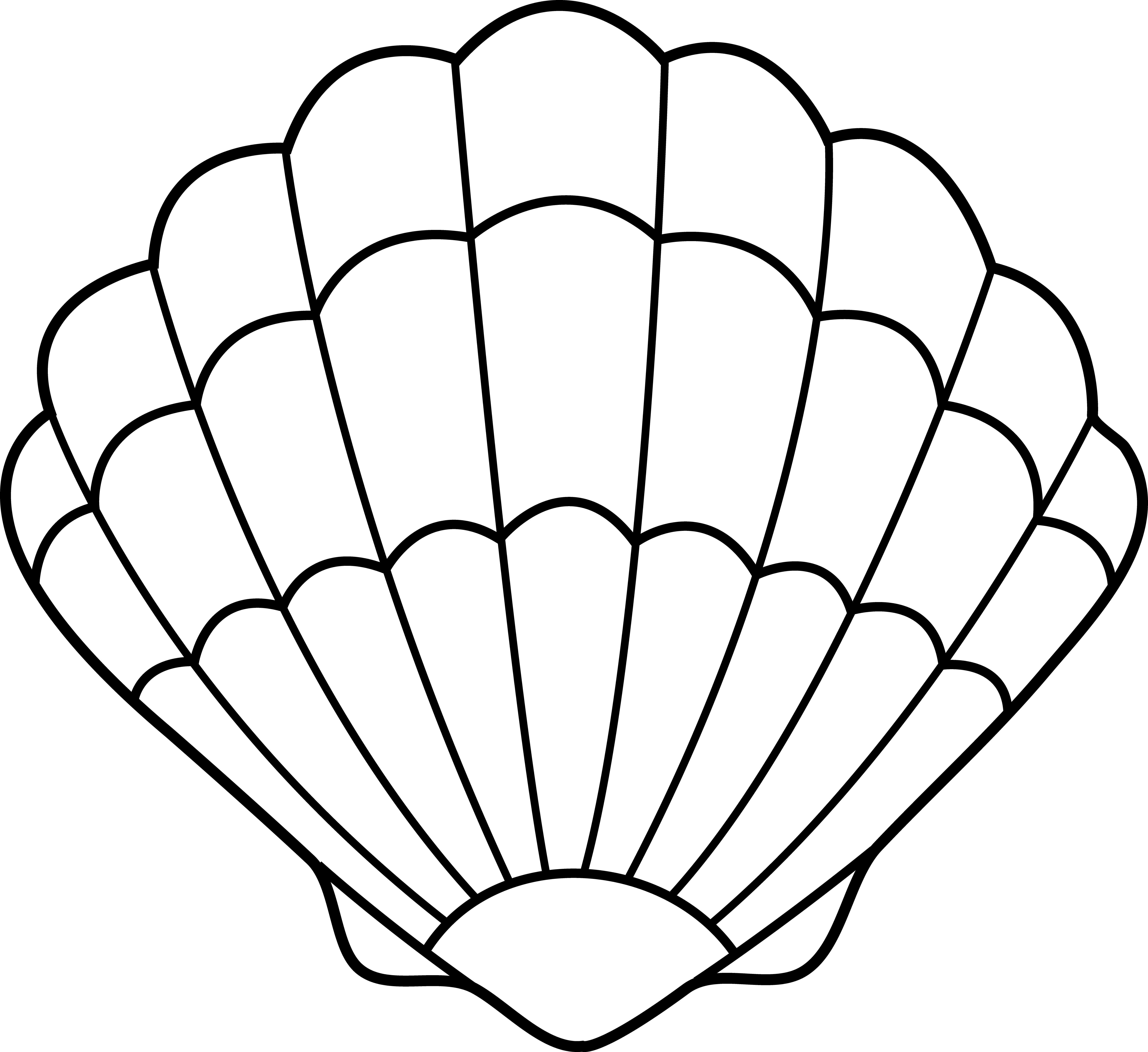 Sea Shell Clip Art Images & Pictures - Becuo