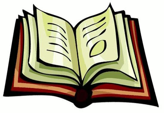 clipart pictures of books - photo #2