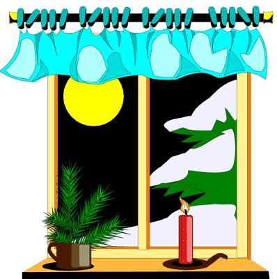Winter Scene Clipart - Cliparts.co